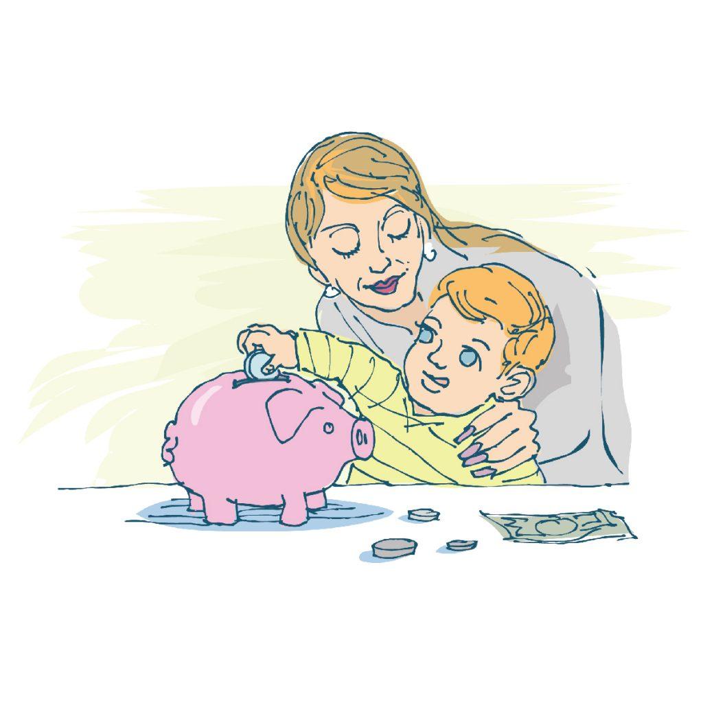 Instilling Positive Financial Values in Your Children