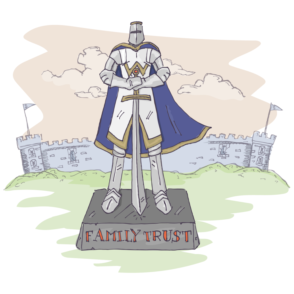 All in the Family – Choosing a Trust That Keeps Assets in the Bloodline